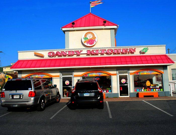 Candy Kitchen Fenwick Island Delaware