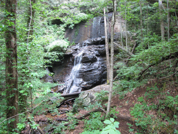 9. Lower Desoto Falls—Lumpkin County, Georgia