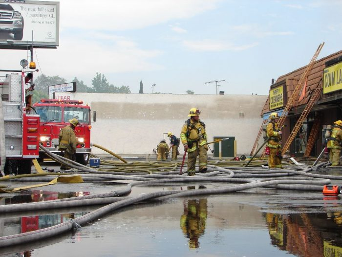 6. It's illegal for the fire department not to practice firefighting before responding to a real fire.