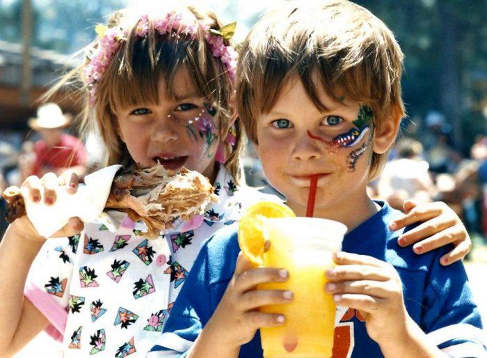 3. 40th Anniversary of the Colorado Renaissance Festival, June-August 2016