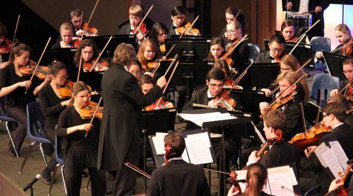 2. Youth Symphony of Southern Oregon