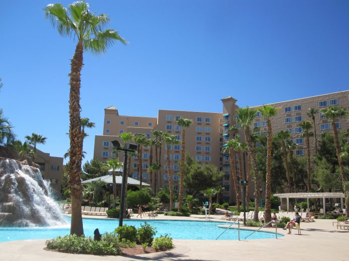 Now that you've arrived at this beautiful resort town, it's time to check in. One of the best places to stay is the CasaBlanca Resort. From a world-class spa to award-winning restaurants, this resort has it all.