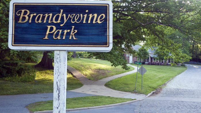 Brandywine Park in Wilmington is a gorgeous escape from city life...