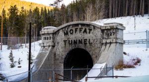 Most People Have No Idea This Unique Tunnel In Colorado Exists