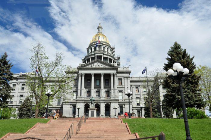12. Colorado State Capitol