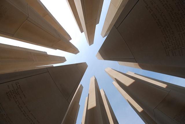 11. Bartholomew County Veterans Memorial - Columbus