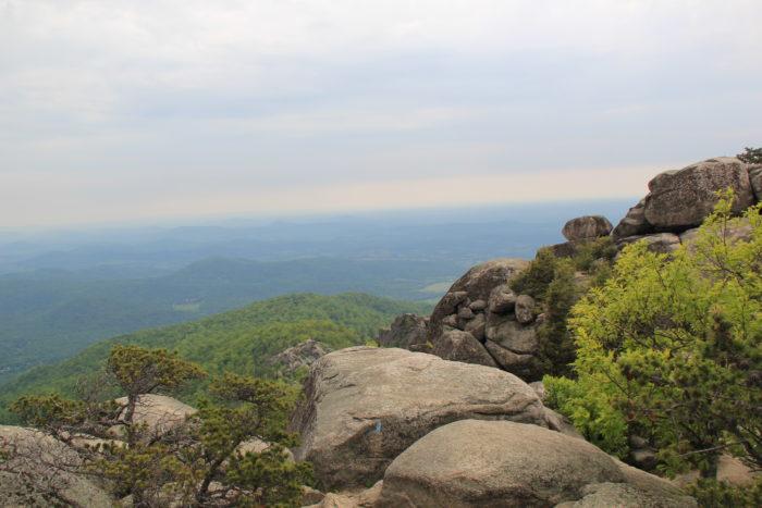 4. Old Rag Mountain