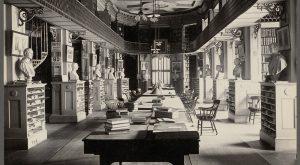 There's Something Horrifying Hiding Inside This Massachusetts Library
