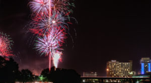 These Fireworks Displays In Kansas Will Drop Your Jaw