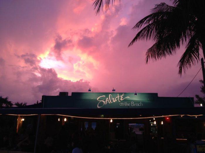 4. Salute! On The Beach, Key West