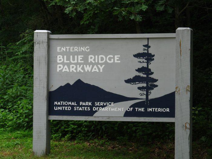 2. Blue Ridge Parkway