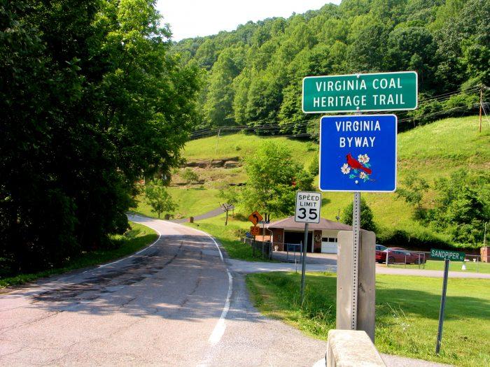 5. Virginia Coal Heritage Trail