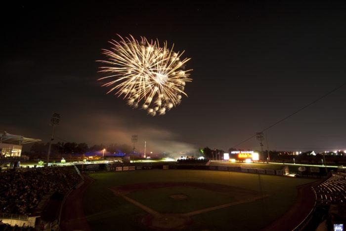 2. Great American Blast Night (Springdale)