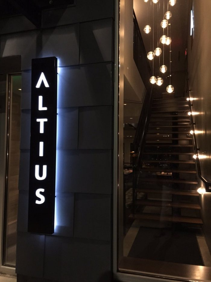 5. Altius - 1230 Grandview Ave; Pittsburgh, PA 15211