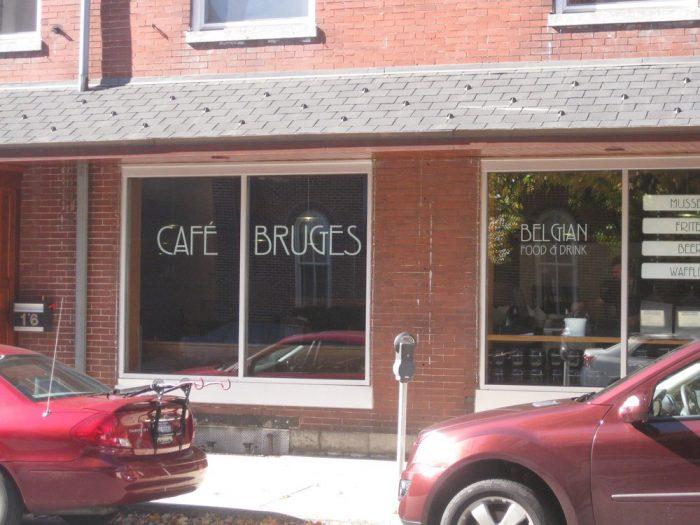 5. Cafe Bruges, Carlisle