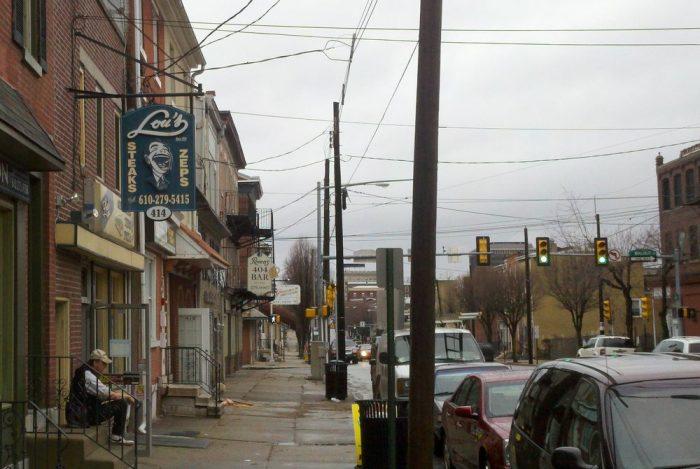 5. Lou's Sandwich Shop, Norristown