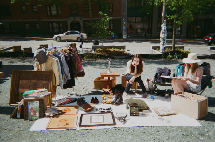 6. In University City, yard sales in the front yard are a no-go.