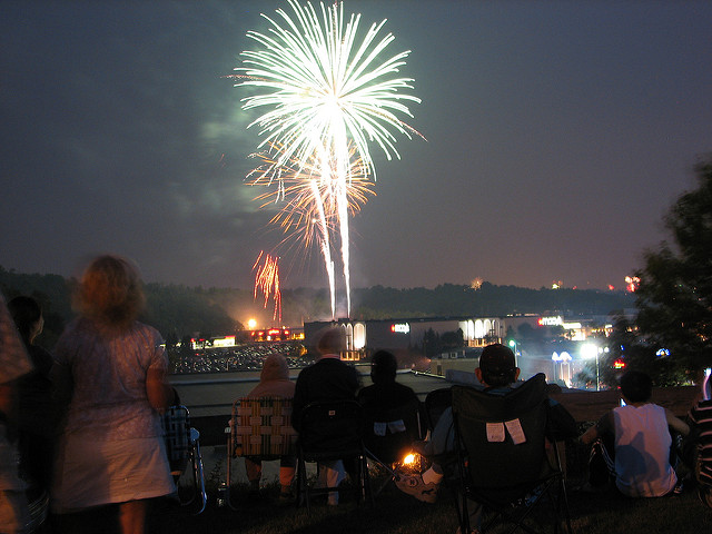 6. Monroeville Fourth of July Fireworks