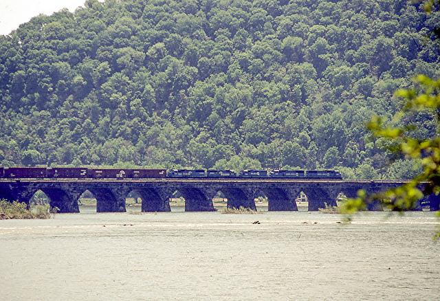 6. Rockville Bridge, Marysville