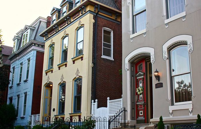 6. Napoleon's Retreat Bed and Breakfast – St. Louis, Mo.