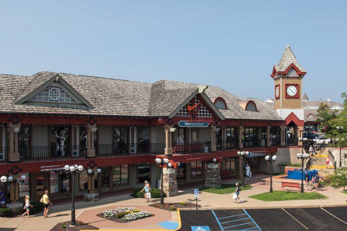 6. Osage Beach Premium Outlets – Osage Beach, Mo.