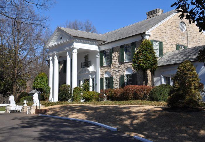 6. Graceland - Memphis