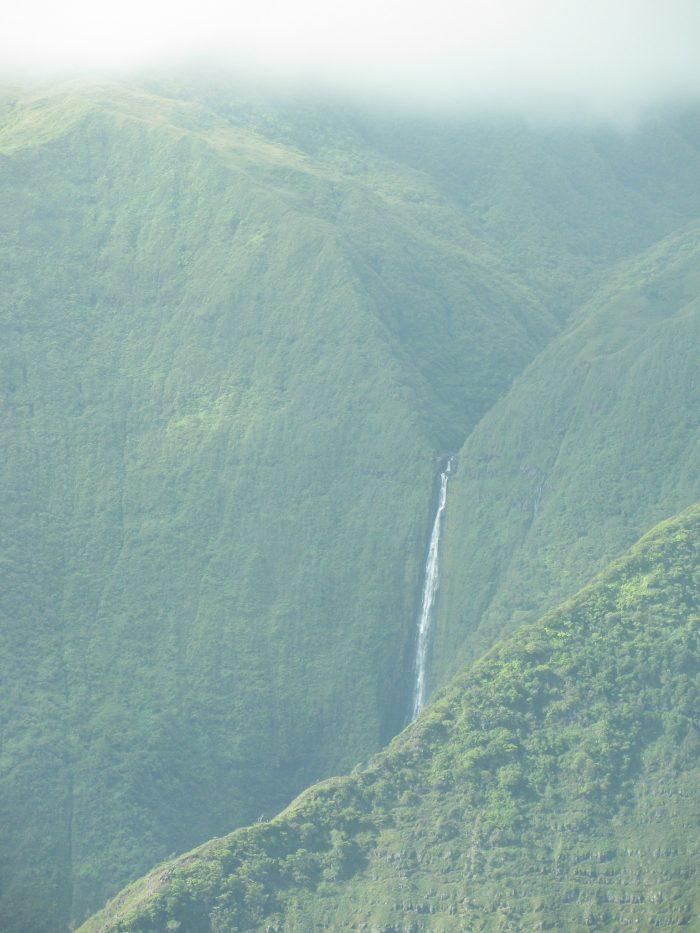 6. Papalaua Falls