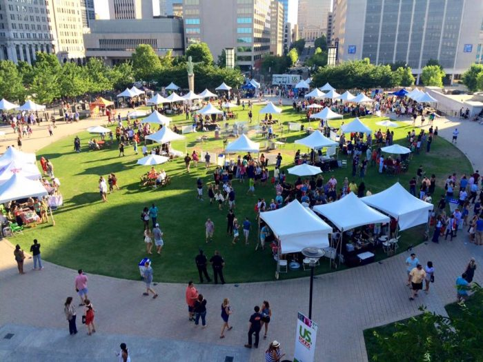 4. Taste of Music City Festival - June