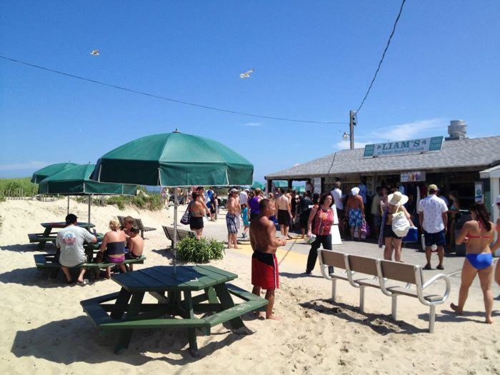 6. Liam's At Nauset Beach, Orleans