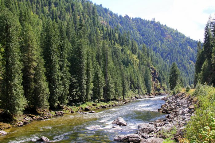 2. Clearwater River