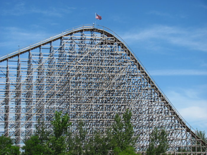 9. Shivering Timbers