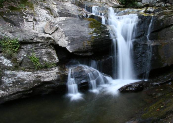 6. Dukes Creek Falls—White County, Georgia