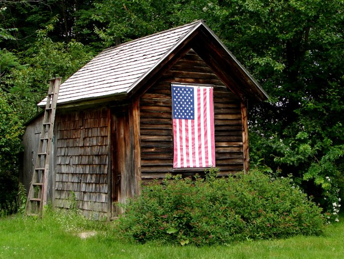 4. We are one of only 3 states that celebrate Patriot's Day.