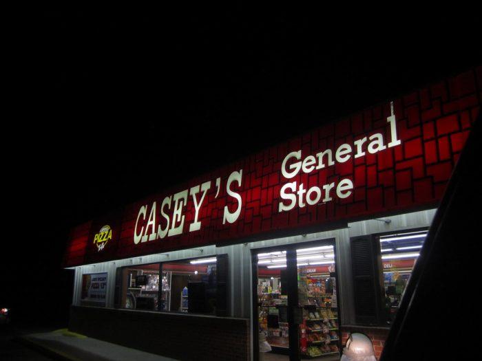 4. Casey's Pizza