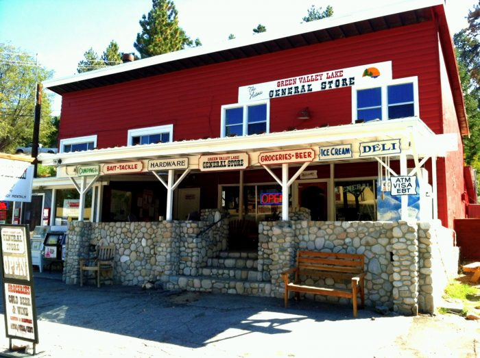 6. Green Valley Lake General Store