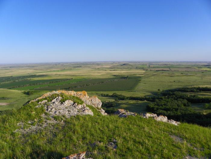 2. Killdeer Mountain Battlefield State Historic Site