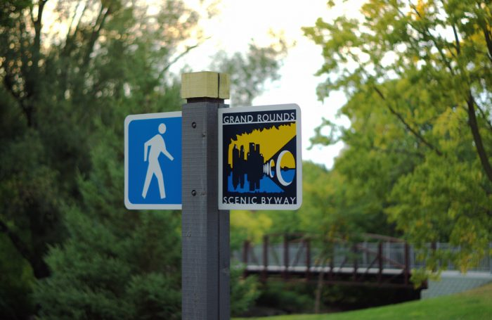 8. Grand Rounds National Scenic Byway
