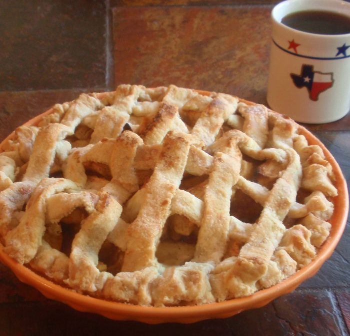 16.  Perfect your apple pie recipe.