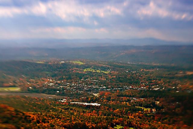 10. Green Mountain, Claremont