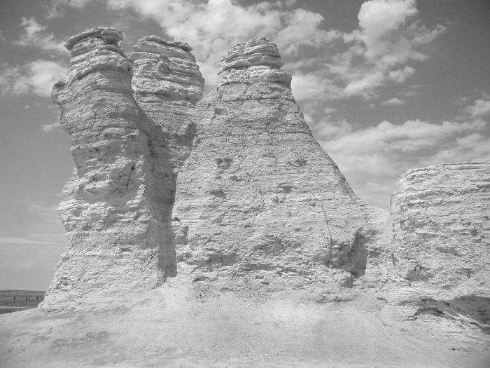 4. Castle Rock (Quinter)