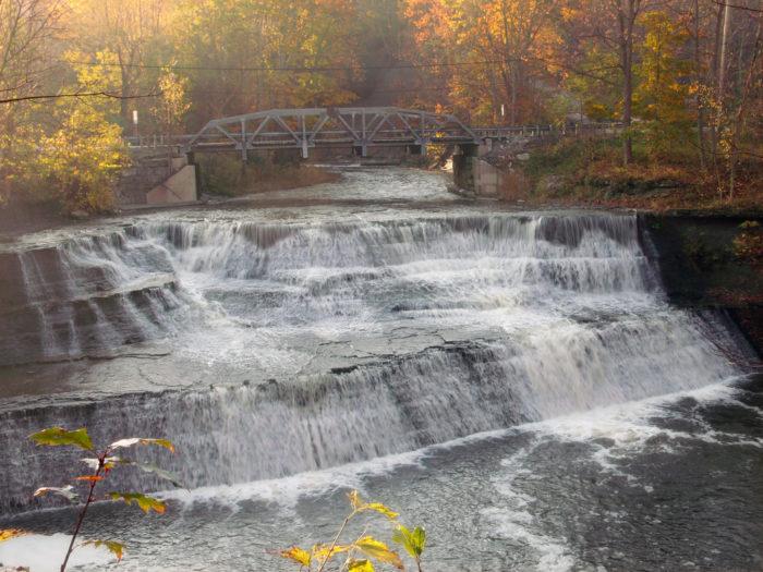 6. Paine Falls (Painesville)