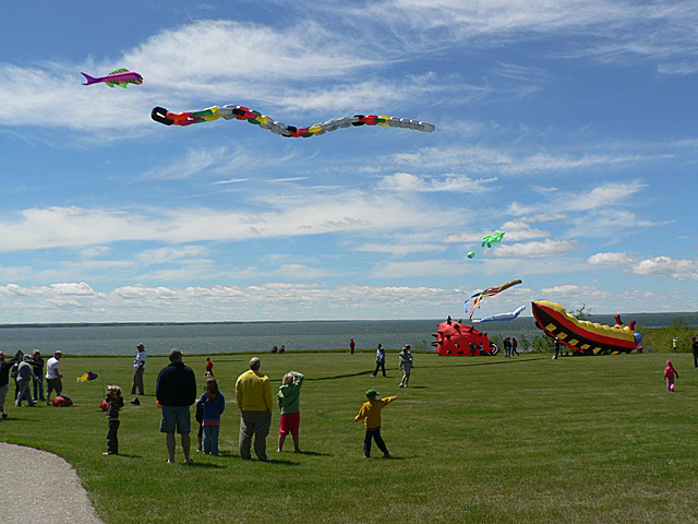 6. See a kite festival and participate in it yourself. There are multiple in the state and all are awesome.