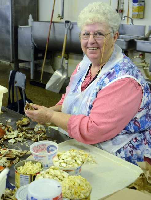 2. Largest Crab Cake
