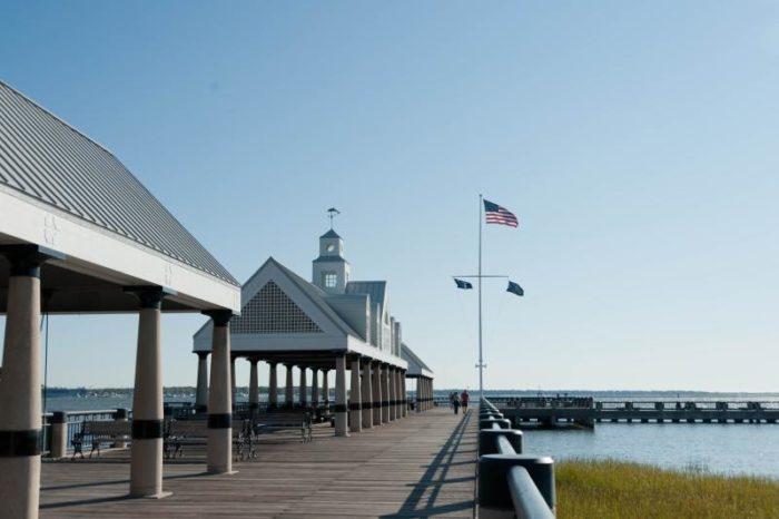 6. Charleston's Waterfront Park