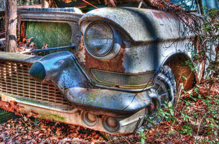 9. Old Car City, White, Georgia