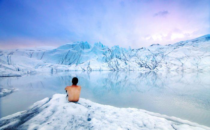 12. Alaska: Matanuska Glacier