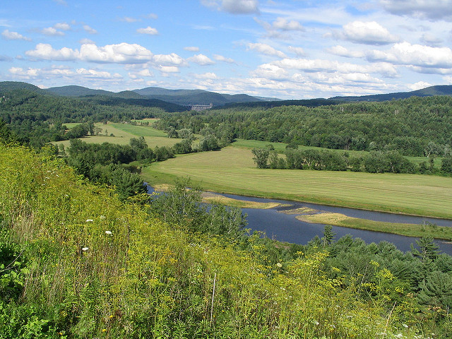 5. The Connecticut River Byway