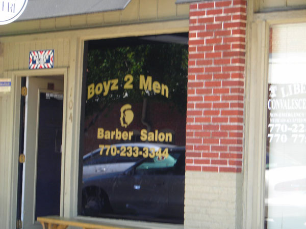 For all those times you are feeling down and need a fresh cut and serenade.