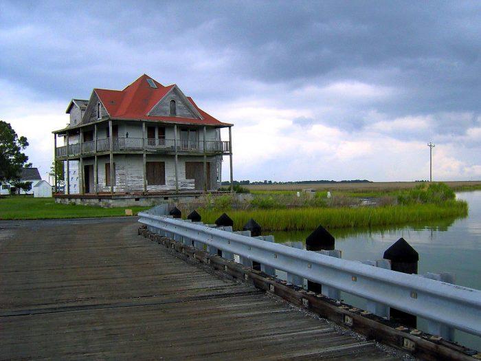 6. Maryland: Smith Island