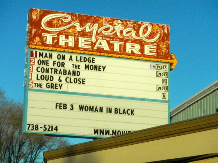 1. Crystal Theatre - 676 Commercial St, Elko, NV 89801